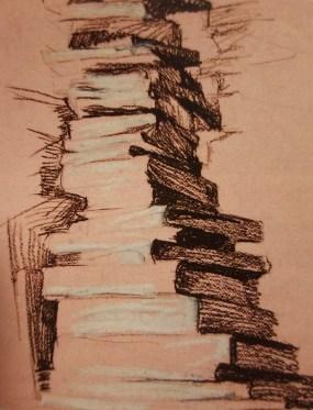 "Stage 1: Detail: Walnut Hill Senior Min develops her voice ""Studio Thinking 2"" Color Plates"