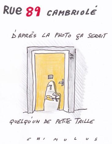 Chimulus sur le cambriolage de Rue89.