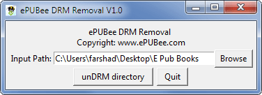 Select Directory