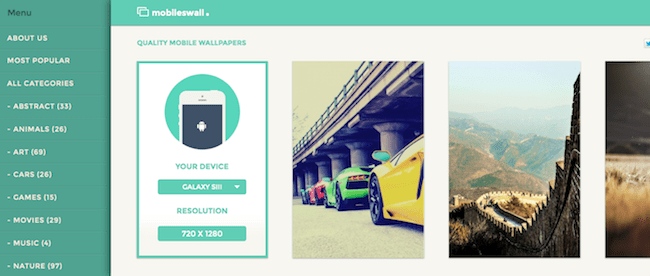 mobilewall