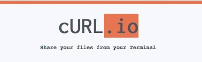 Partager des fichiers à partir de votre terminal