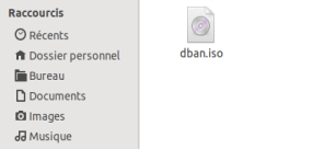 dban Booter sur une ISO directement depuis Grub et mettre en place un mode dauto destruction sur votre PC