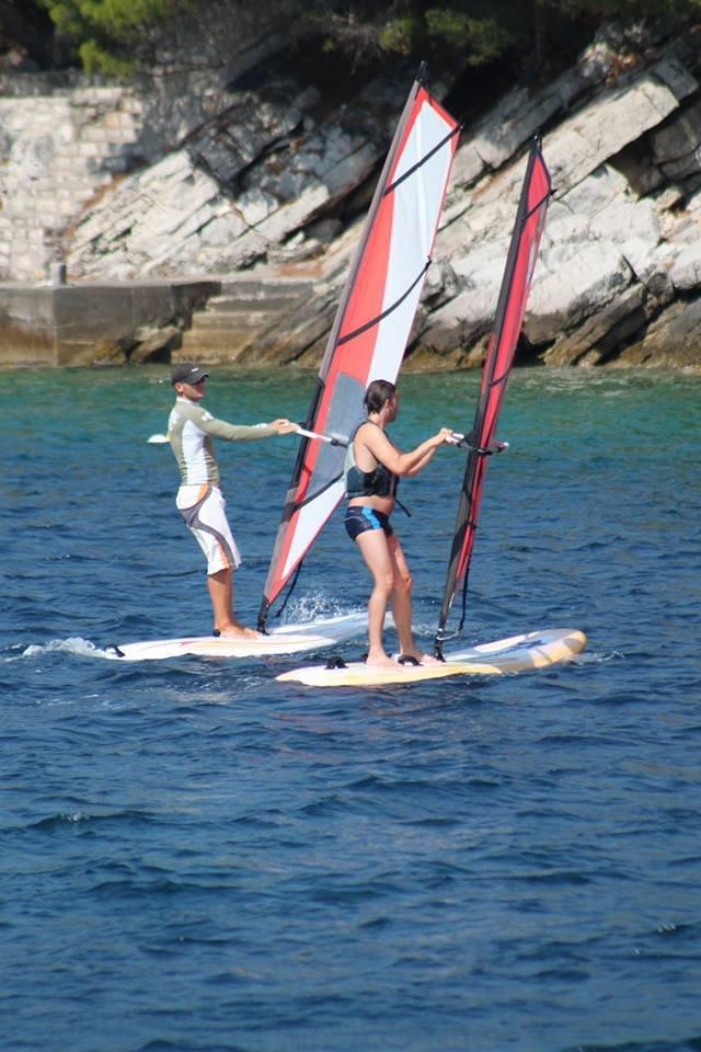 extreme windsurfing lessons grscica 2013 08 - Škola jedrenja 2013