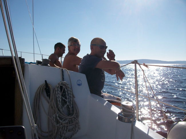 izlet jedrenje na mrdulji 06 - Izlet na jedrenje Mrdulja 2012