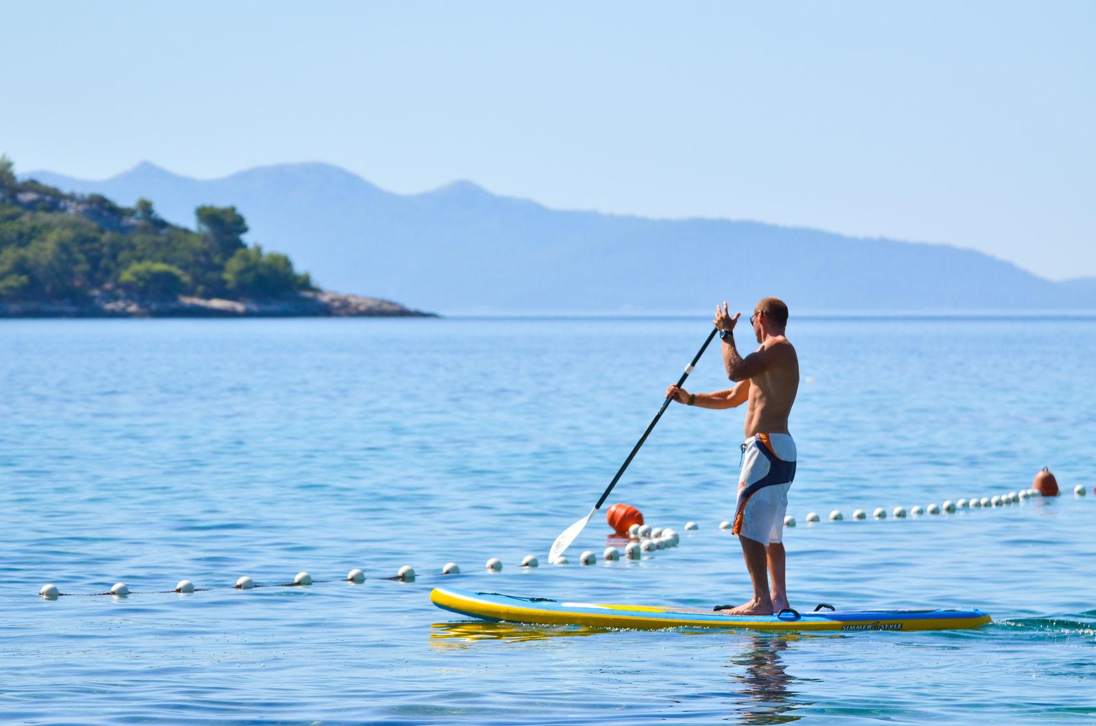korcula windsurfing lessons extreme 08 - Lokacija - Prižba, Korčula