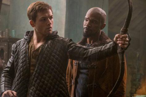 Robin Hood: Origins trailer met Taron Egerton