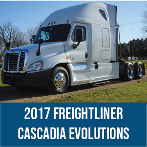 2017 Freightliner Evolution