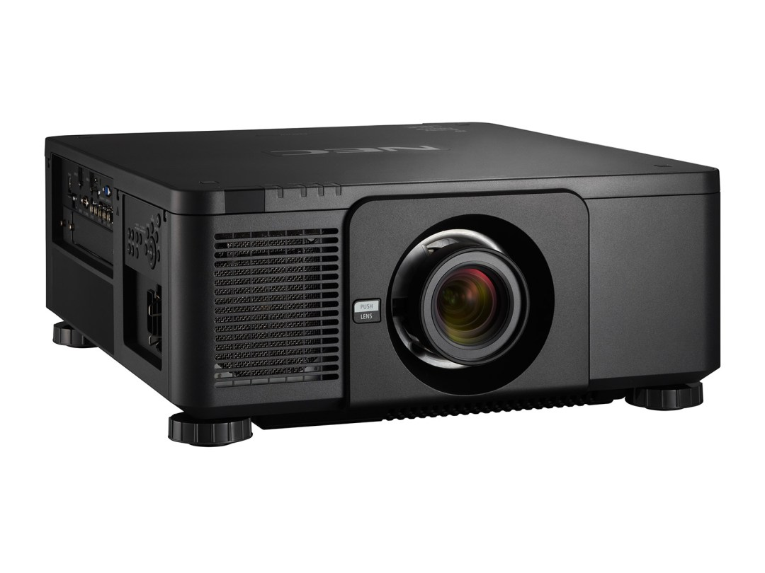PX803UL-ProjectorViewSlantRight-Black