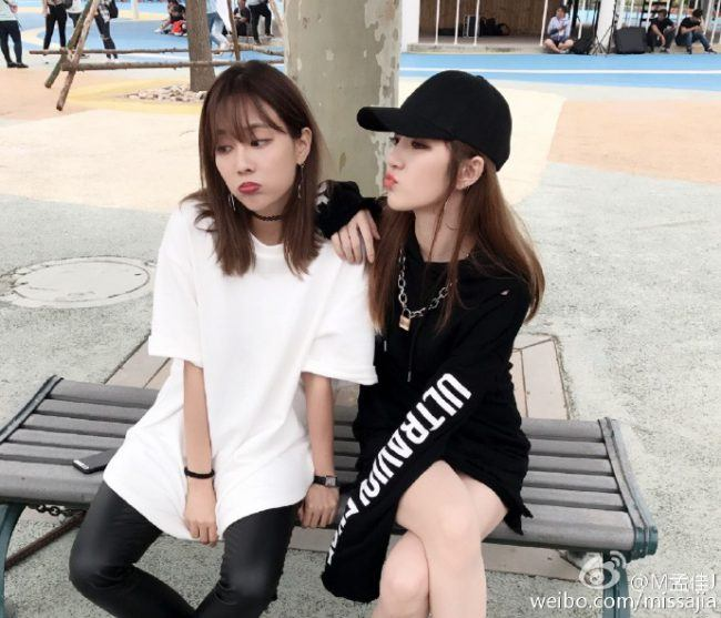 """6b71e5a3gw1f83qy8bd3jj20v40qo118-650x557 Wang Fei Fei Responds To Criticisms That She and Meng Jia """"Cannot Be Famous Again"""""""