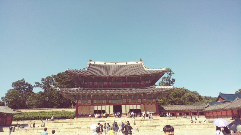 The Grand Palaces: Changdeokgung and Changgyeonggung