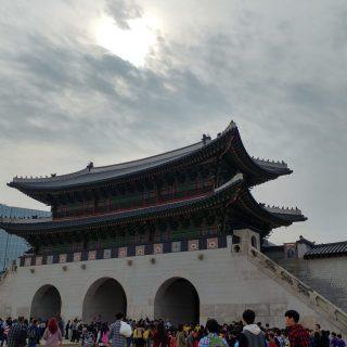 main royal palace