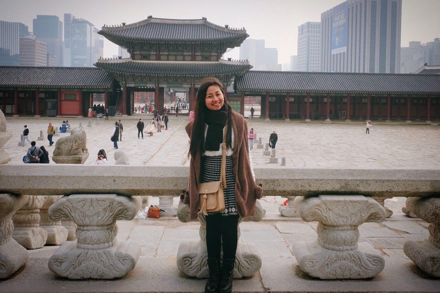 Gyeongbokgung Palace and Bukchon Hanok Village