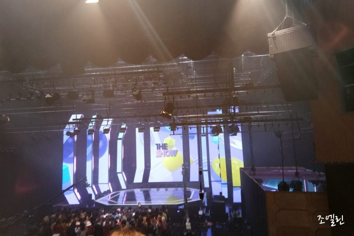 music shows in korea