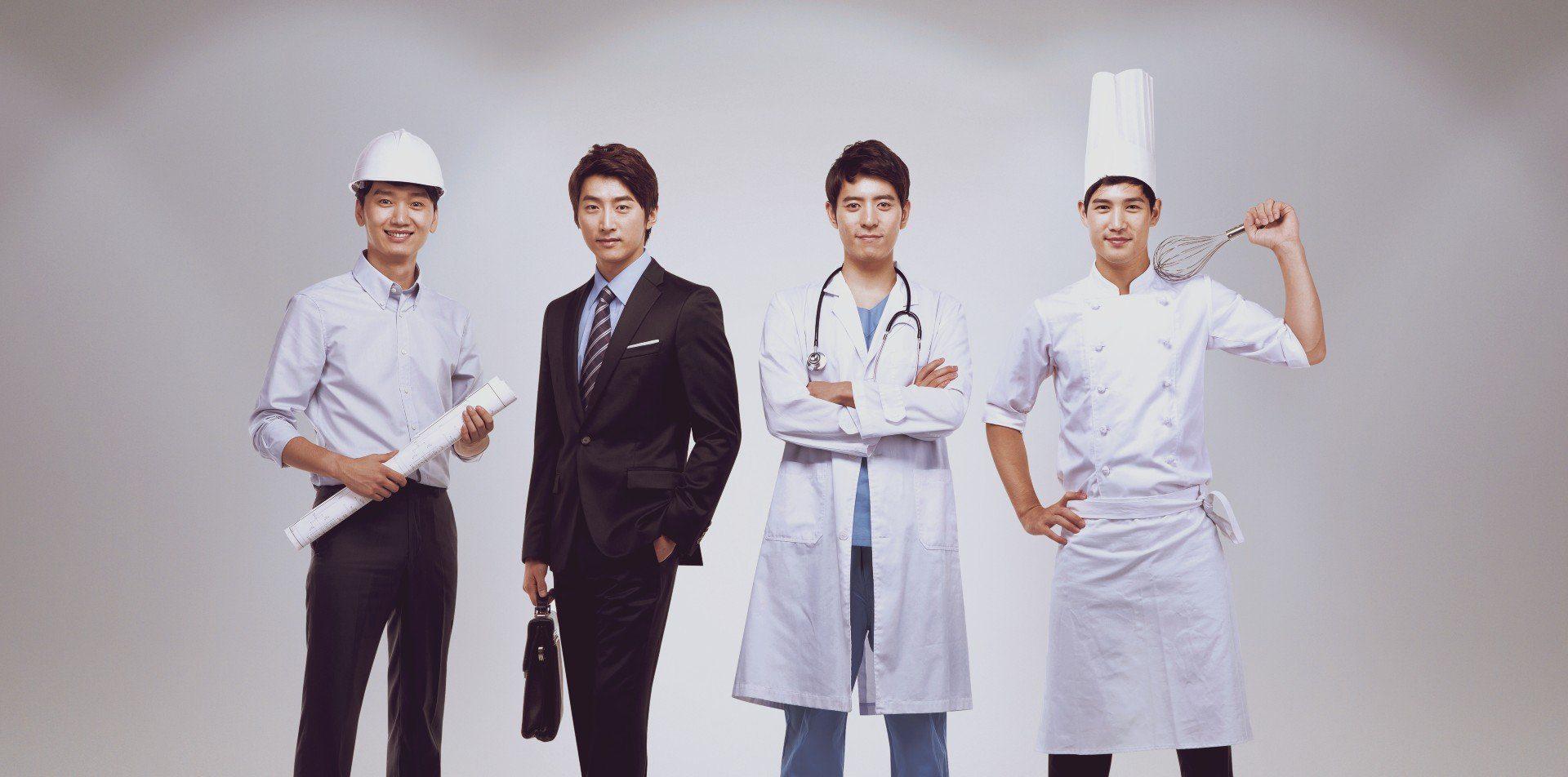 Top 10 Highest Paid Jobs In Korea