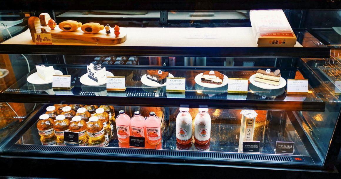 Cafe in Gunsan