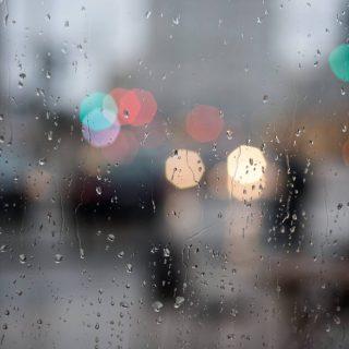 rainy days in seoul