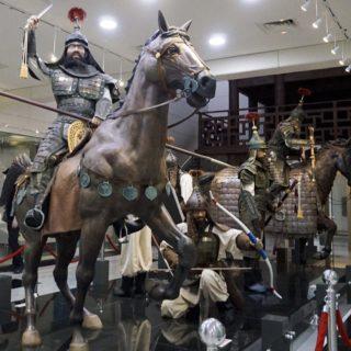 Baekje Military Museum
