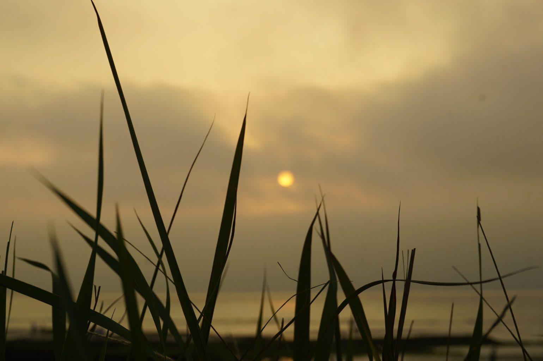 Sunset at Hyeopjae Beach