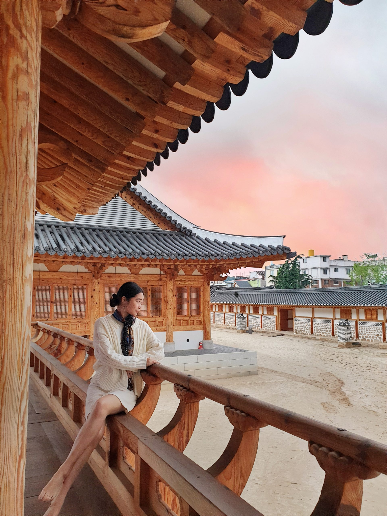 Jeonju hidden charm at Gwanpunggak