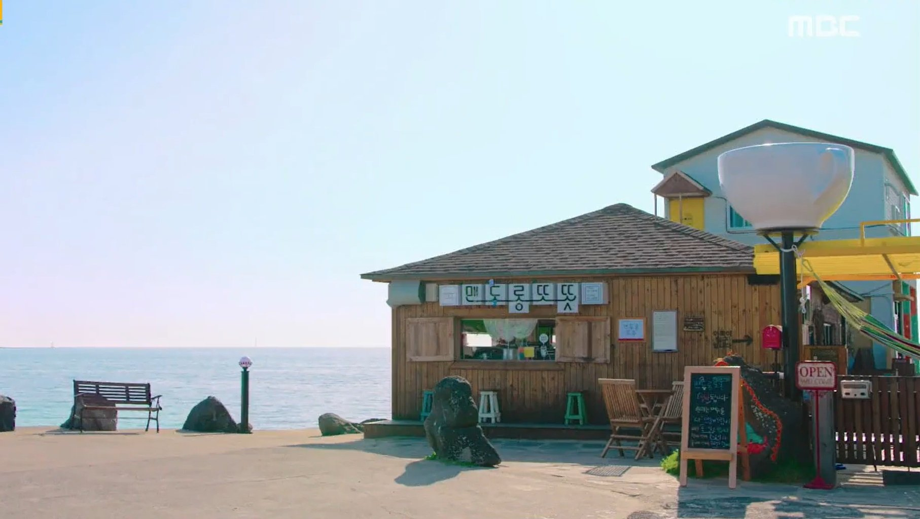 warm and cozy filming locations