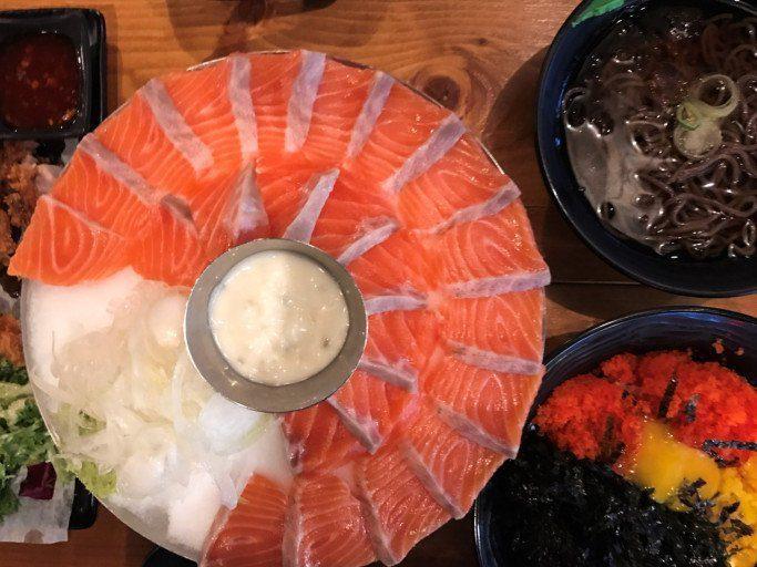 unique buffets in Seoul Korea
