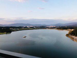 キョンポ湖