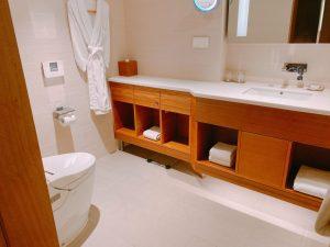 洗面台+トイレ