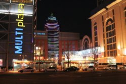 Shopping and movies in Nam-gu.