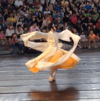 Korean Mask Performance