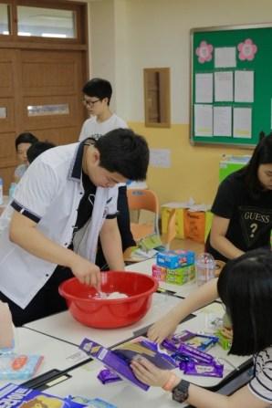 Jun-wu making bing-su
