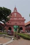 Historic Church | Malacca, Malaysia