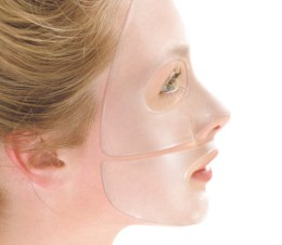 Temperature-Sensitive, Water-Soluble Hydrogel Mask