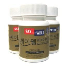 Saywell-vitamin