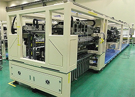 Second-Battery-Assembly-Machine