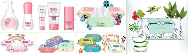 Wet-Tissues-&-Cosmetics