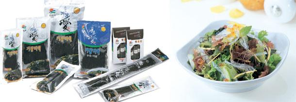 Gijang-Seaweed-Products