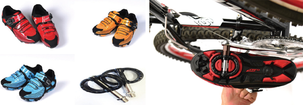 MTB-&-Road-Bike-Cleat-Shoes