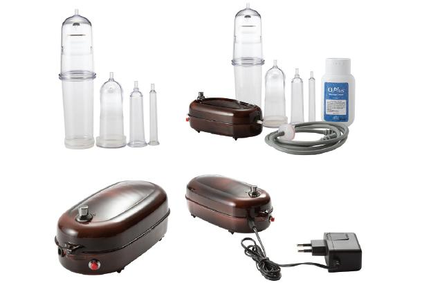 Vacuum-Massager