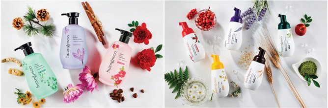 Nature-Friendly Cosmetics
