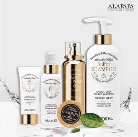 Natural Sulfur Cosmetics