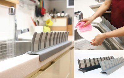 Silicone Sink Water Stopper