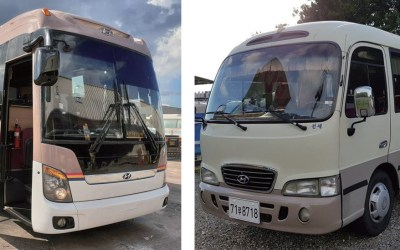 Used Buses and Used Bus Parts