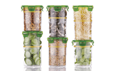 Size-Adjustable Storage Container