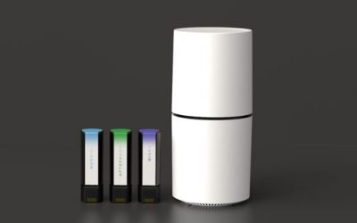 Personalized Home Fragrance Platform