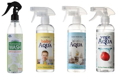 Eco-Friendly Cleaner & Wash