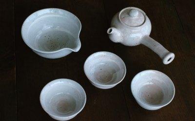 Tea Ware & Flower Vase