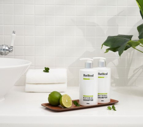 Batheal Natural Shampoo