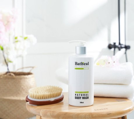 Batheal Natural Bodywash