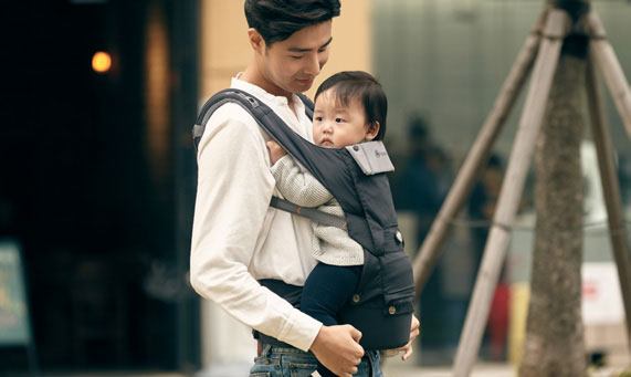 Micro-Adjustment Sizing Baby Carrier