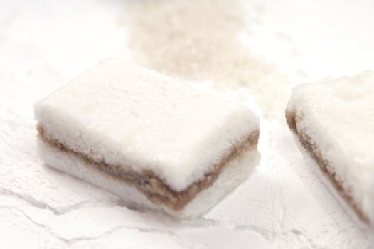 Sweet White Rice Cake